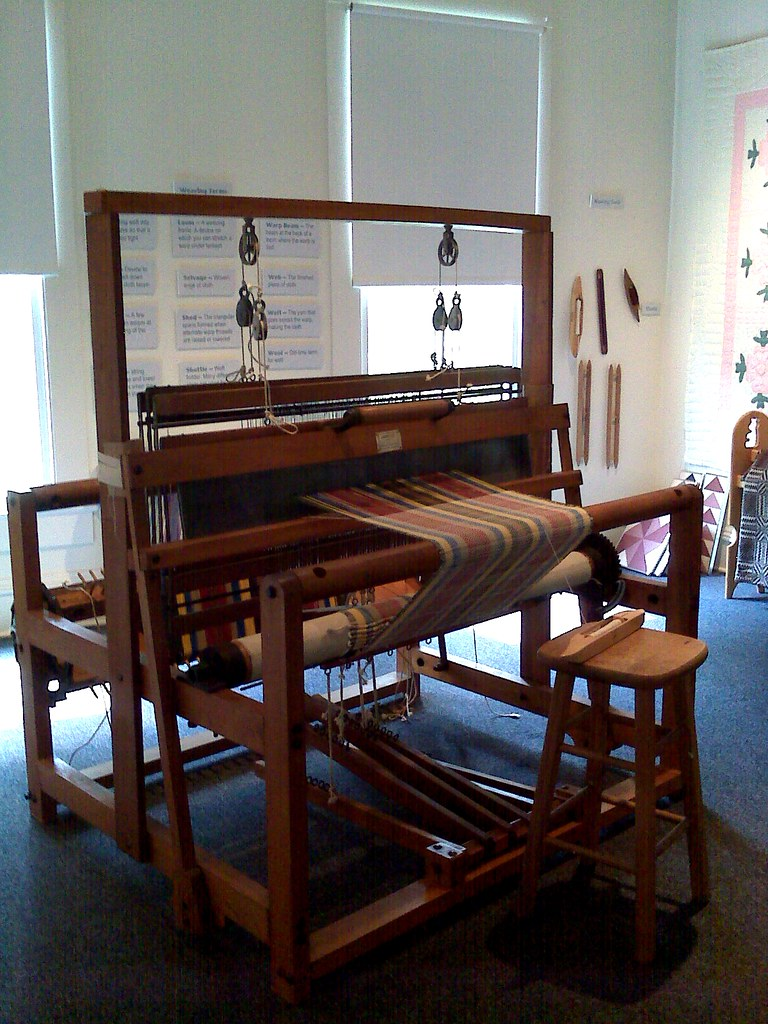 Cambridge 4 Harness Loom Made By Reed Loom Co Springfie