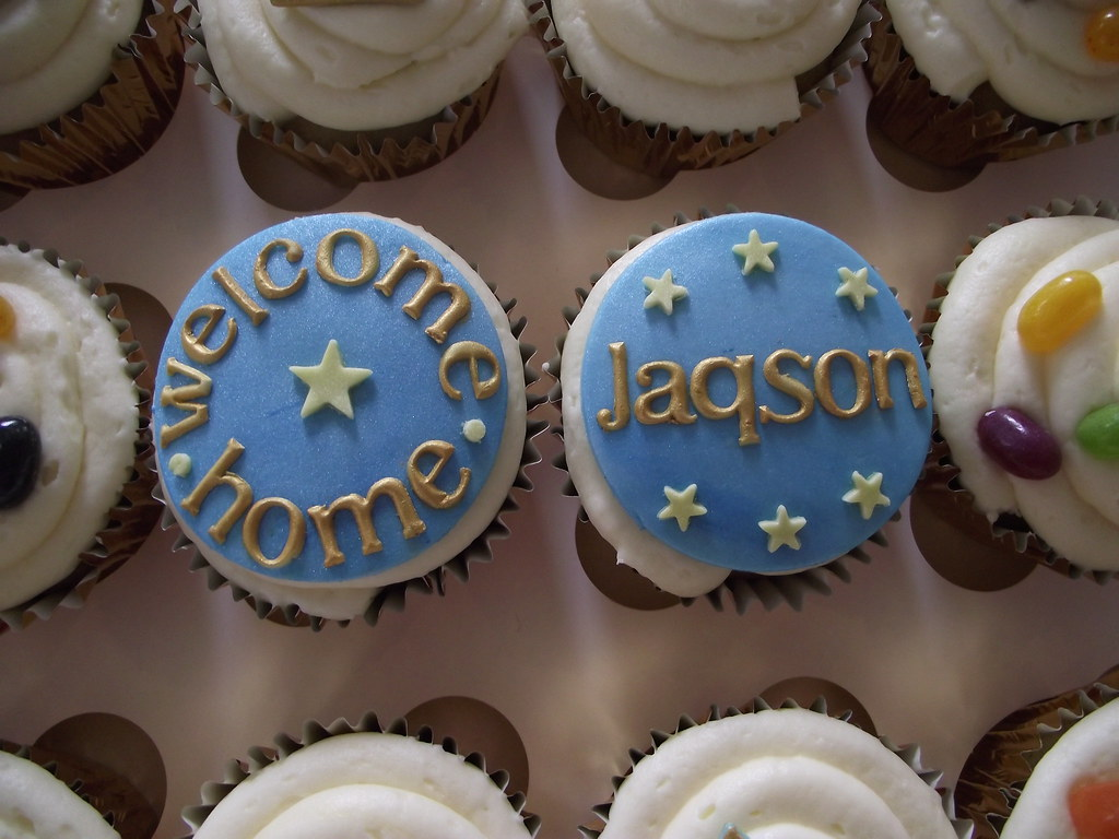 Welcome Home Cupcakes Helen Kingsley Flickr