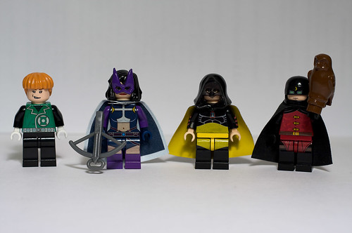 DC Hero Minifigs - Wave 5 | by levork
