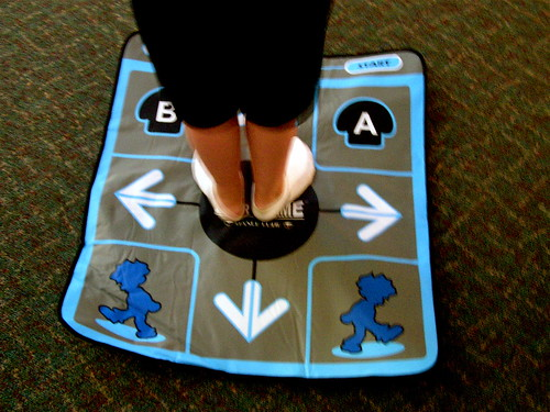 Launch Pad DDR | by Lester Public Library