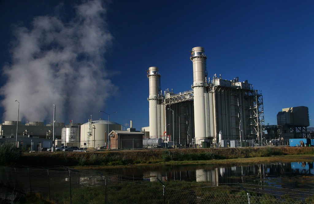 Natural Gas Fired Plants