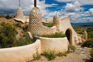 Earthship Visitor Center | by R0Ng