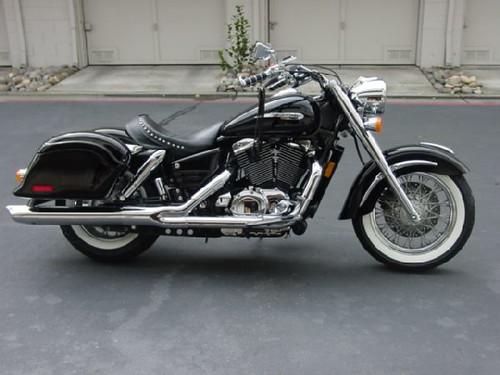 Honda Shadow Aero Motorcycle Accessories