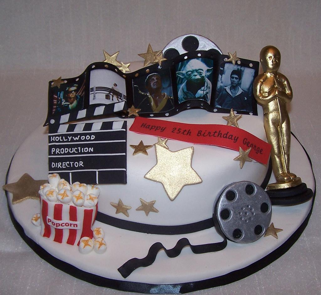 Director Happy Birthday Cake