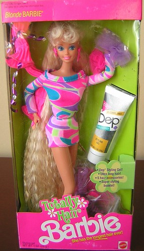 TOTALLY HAIR BARBIE 1991 | by rod_collection_3