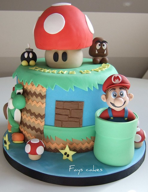 Birthday Cake Makers In Redditch