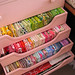 Pink Cabinet - Drawers