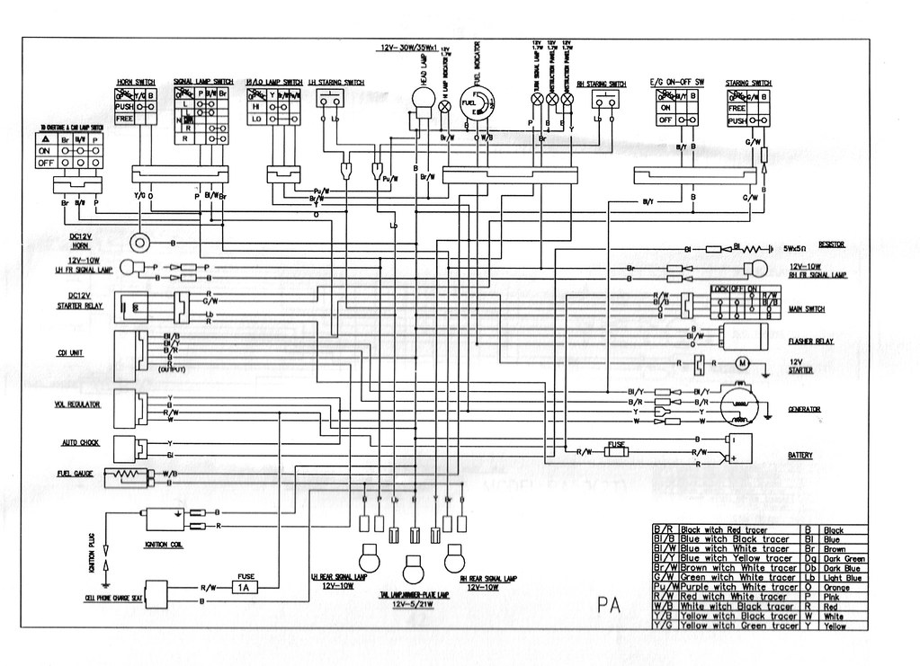 Buddy Wiring Diagram
