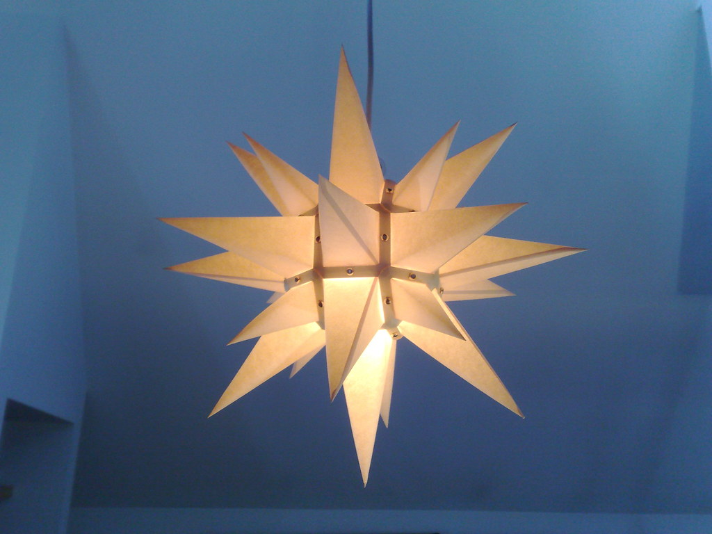Star Christmas Light