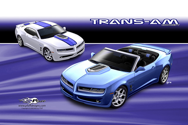 New Trans Am >> New Concept Trans Am Art Again These Are Not Real Just Art