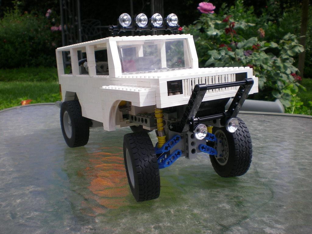 Lego Prerunner Jeep Cherokee I Built This A Few Months