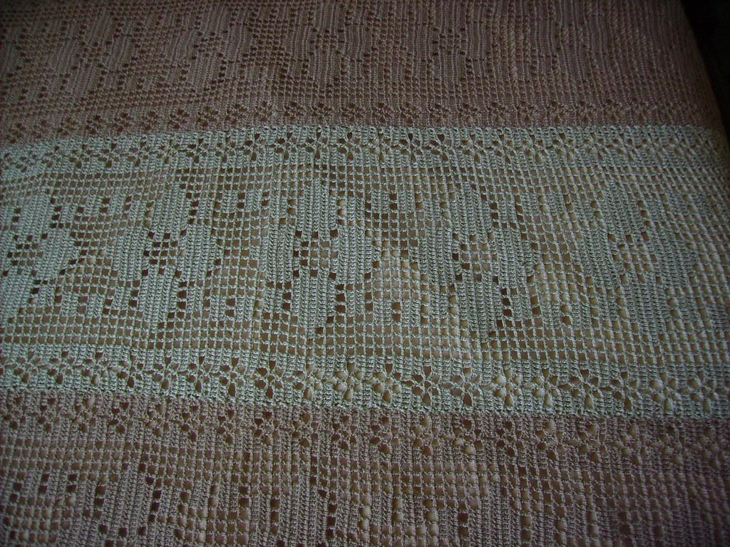 cubrecama tejido a crochet para tejidos a crochet lana