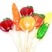 Fruit & Vegetable Pops