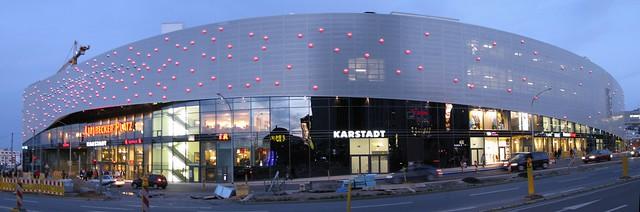 limbecker platz das neue einkaufszentrum am limbecker