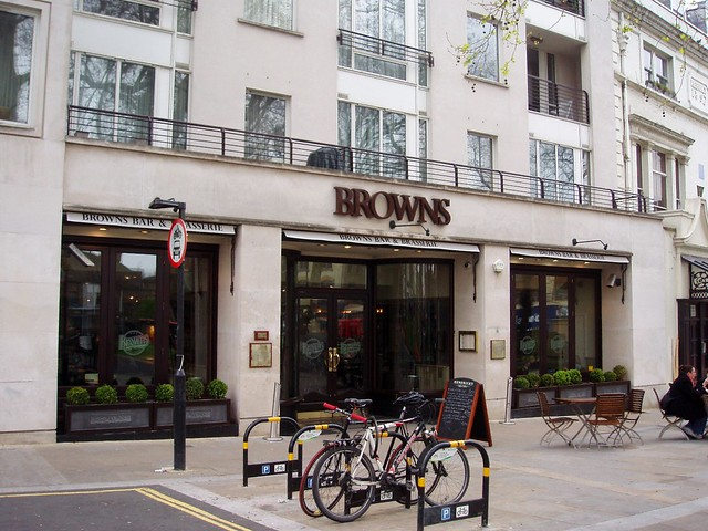 Again >> Browns, Islington, N1 | Again, more of a restaurant than a b… | Flickr