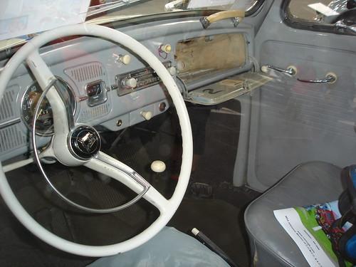 Herbie Interior Dash & Steering Wheel   Flickr - Photo ...