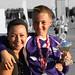 Paula y Potino en la Norway Cup