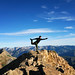 11,750 Foot Yoga Moment