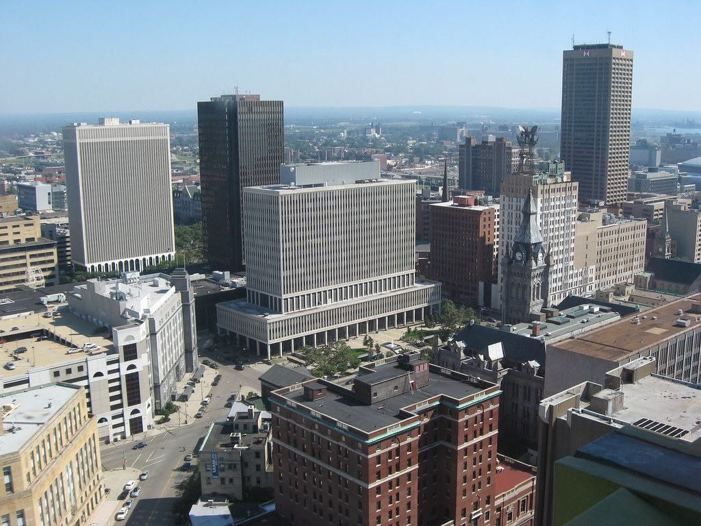Buffalo City Hall Observation Deck