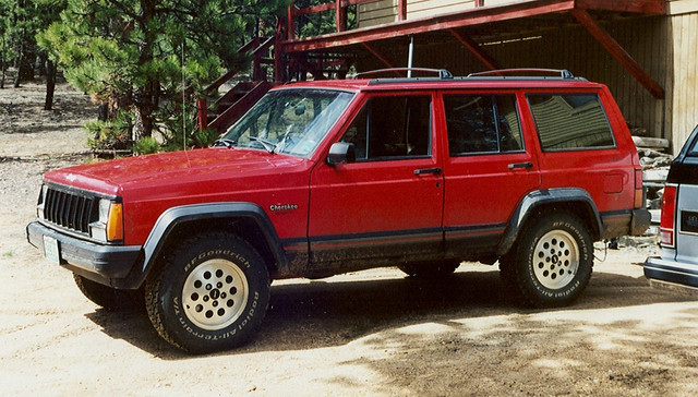 Jeep Cherokee Forum >> 1993 Jeep Cherokee Sport 4x4 | A great Jeep I bought new ...