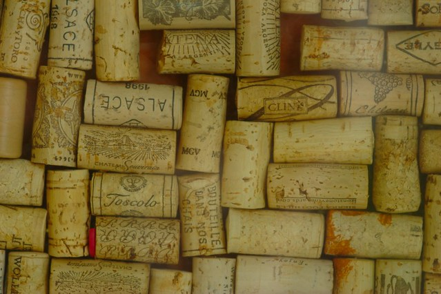 cork board rather than buy a cork board at the office stor flickr. Black Bedroom Furniture Sets. Home Design Ideas