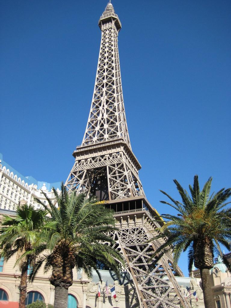 Paris Las Vegas Eiffel Tower Fairly Certain That There