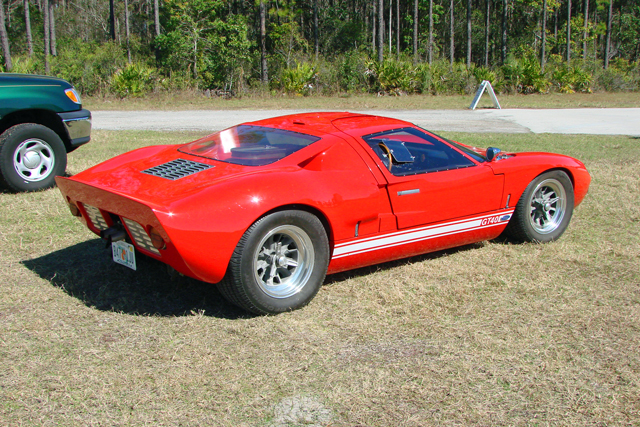 Factory Five Ford Gt  Kit Car By Nigel Smuckatelli