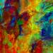 Abstract Art Mixed Media - Changing Aura