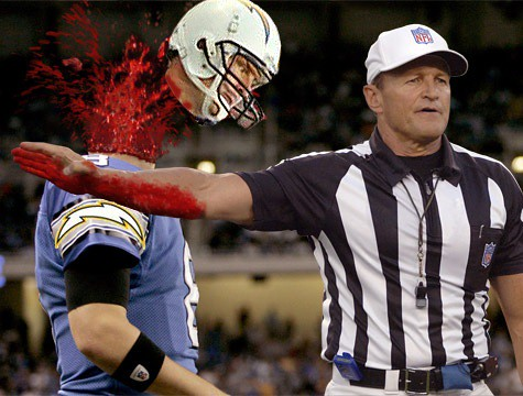 Hochuli-Decapitates-Chargers | by DanielHoerr