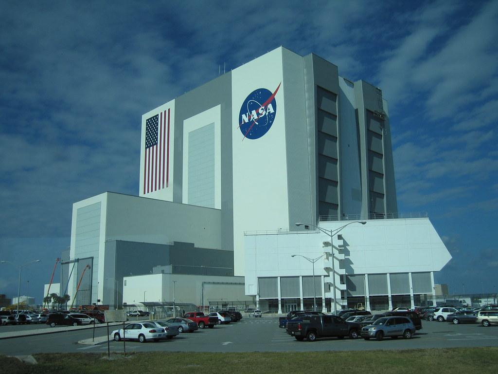 kennedy space center  cape canaveral  florida  usa