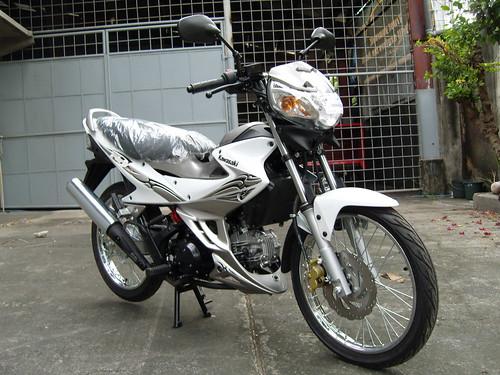 Kawasaki Fury Motorcycle Philippines Price List