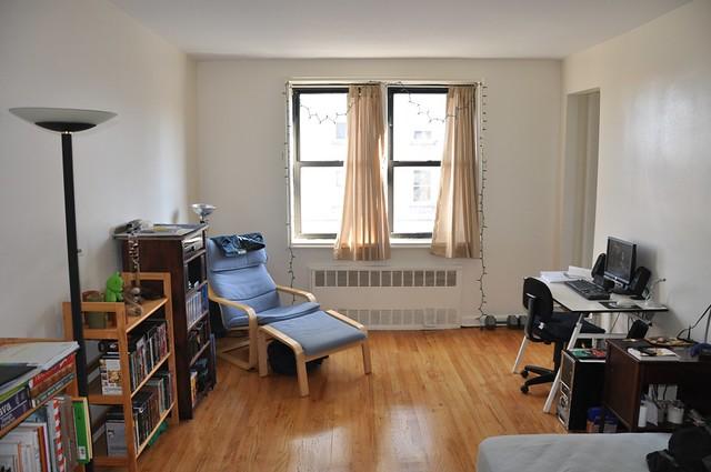 Studio Apartment Brooklyn my brooklyn studio apartment | circle sixty | flickr