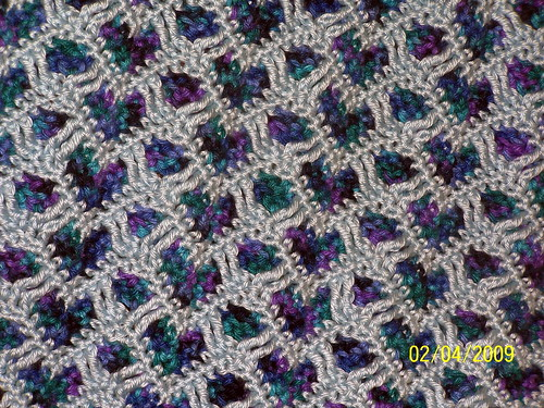 Sweetheart Ripple Afghan detail 2-4-2009 1-56-52 PM | by CW34