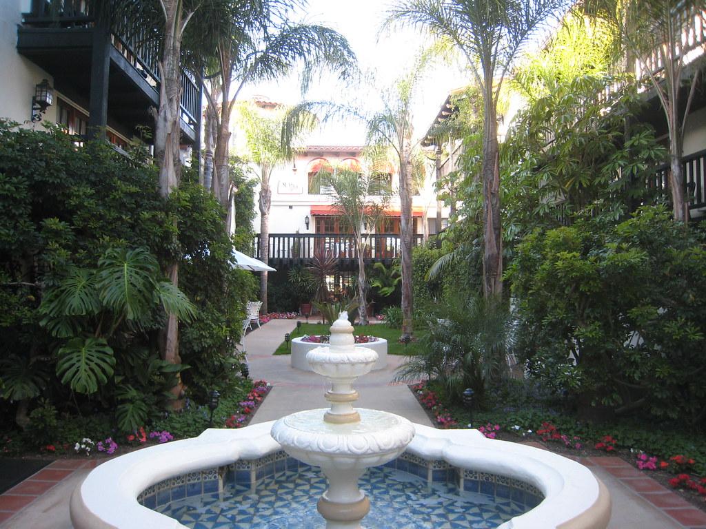 Santa Barbara Hotel Ocean View Room