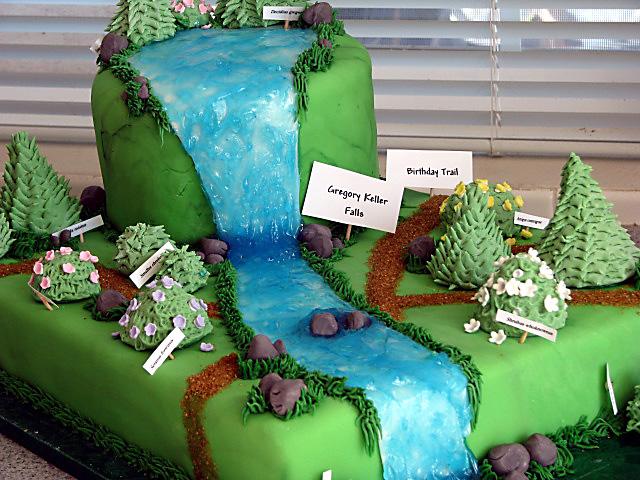 Greg S Birthday Cake My Husband Has Really Been Into