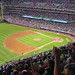 Progressive Field: The View from Section 572, Row X, Seat 14