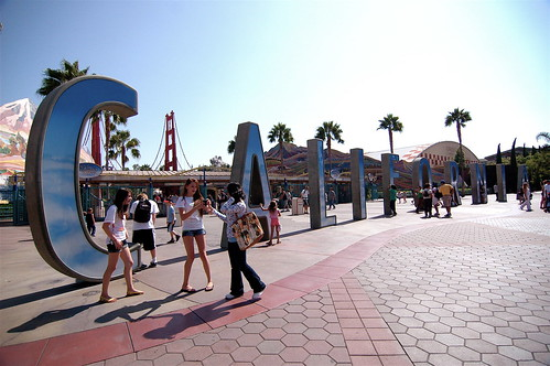 outside California Adventures | by Henry Young