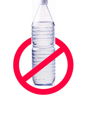 NO MORE PLASTIC WATER BOTTLES | Holli Diel | Flickr