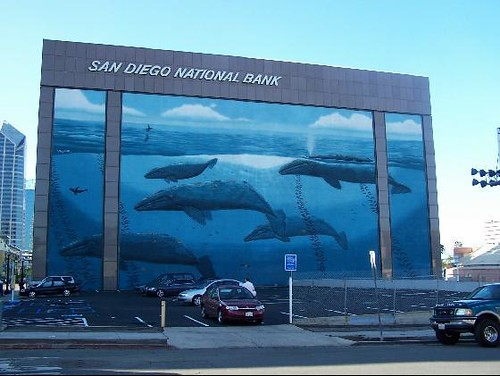 San Diegou0027s 5th Wyland Whaling Wall | Since Karen And I Haveu2026 | Flickr