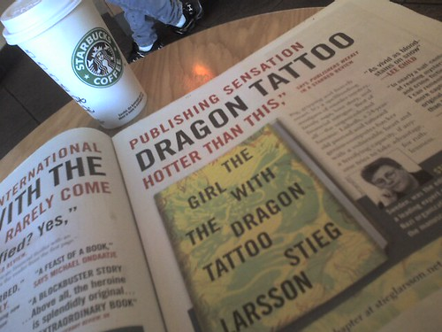 Stieg Larsson is coming to the US. At last! | by Global X