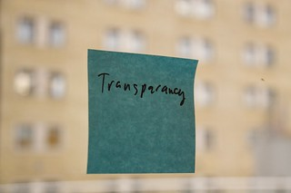Transparency | by jaygoldman