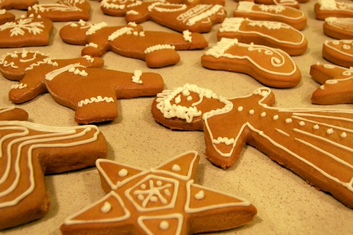 Gingerbread cookies | by deborah.soltesz