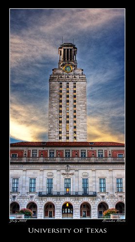 Where the Longhorns come to tell time | by Definitive HDR Photography