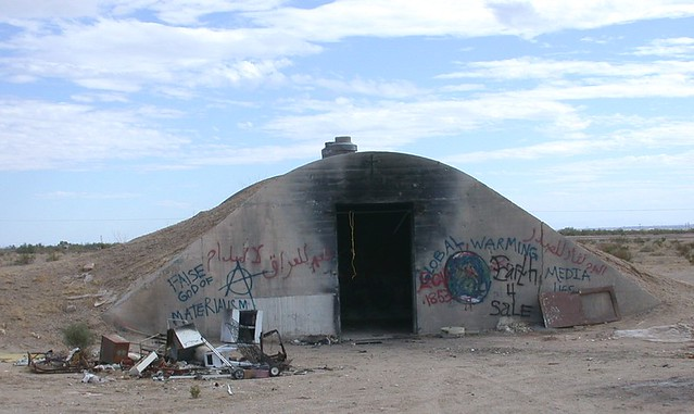 Slab City In Niland Ca 2206 Just East Of Niland Is What Flickr