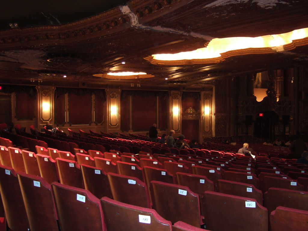 Loew S Jersey Theatre Jersey City Nj 1 30 09 8 Of 18