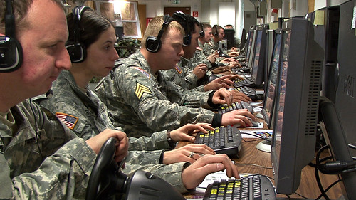 NCO Academy Teaches Leadership in Virtual Environment | by The U.S. Army