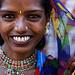 Sunita Smiling - Pushkar, India