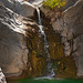 Crystal Pool under Monsoon - Baja California, Mexico