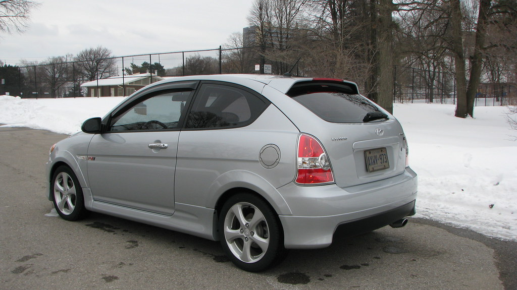 2007 Hyundai Accent Sr Limited Edition Www Cardomain Com