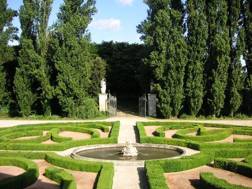 Italian garden giardino di villa emo monselice parterre for Parterre 3d